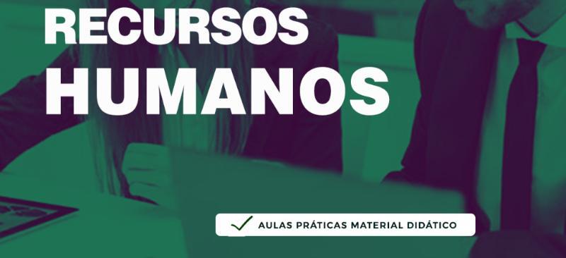 Imagem curso CURSO DE RECURSOS HUMANOS – RH