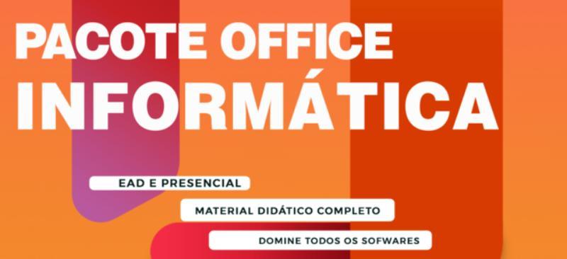 CURSO INTENSIVO DE OFFICE - WORD / EXCEL / POWER POINT