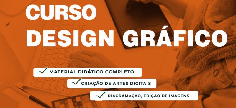 Imagem curso CURSO DE DESIGN GRÁFICO