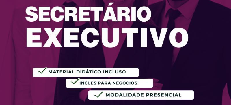 Curso Secretariado Executivo Bilíngue